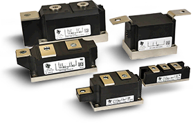 Модули тиристорные и диодные